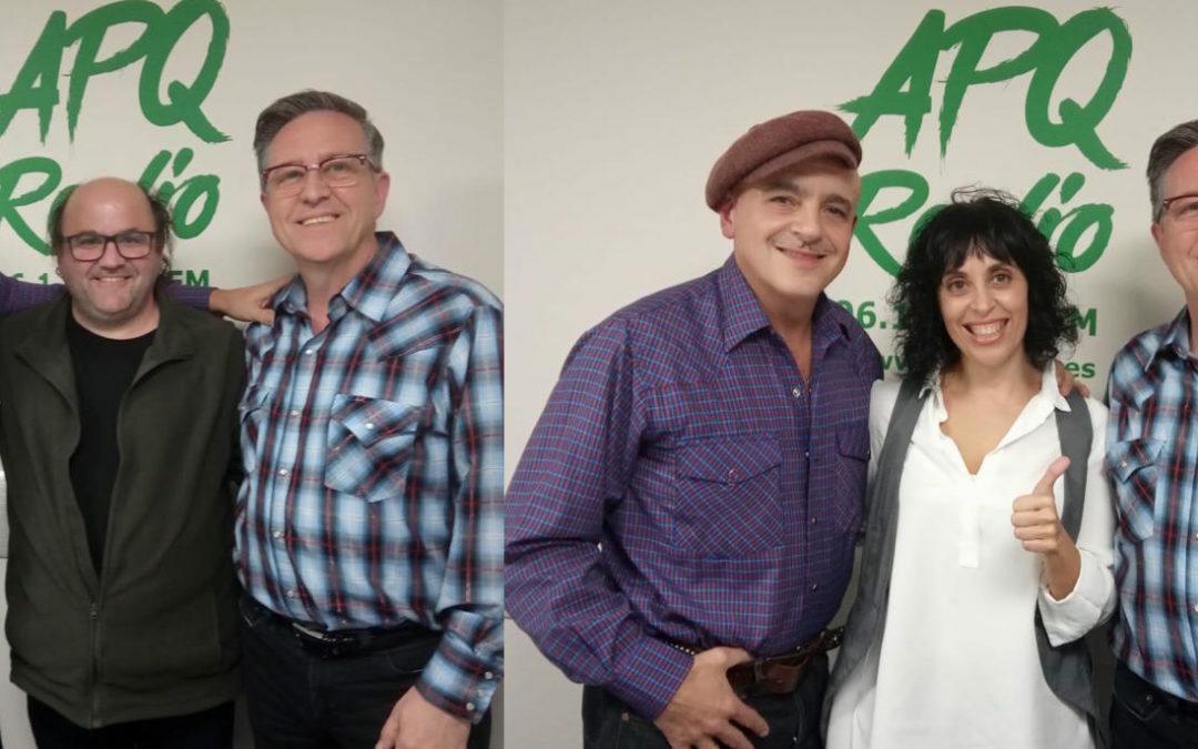 Música y Payasos en Teasombro Radio