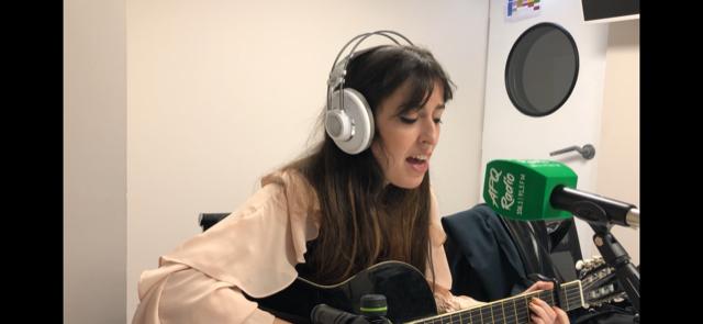 Marisa Valle Roso en Teasombro Radio