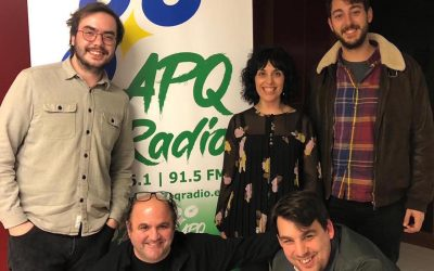 Gente Terrible en Teasombro Radio