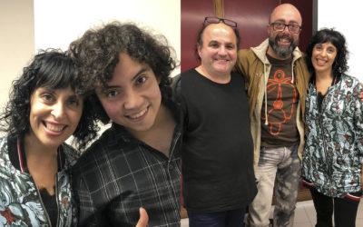 Guitarra y fotografía en Teasombro radio, 28 de Octubre …