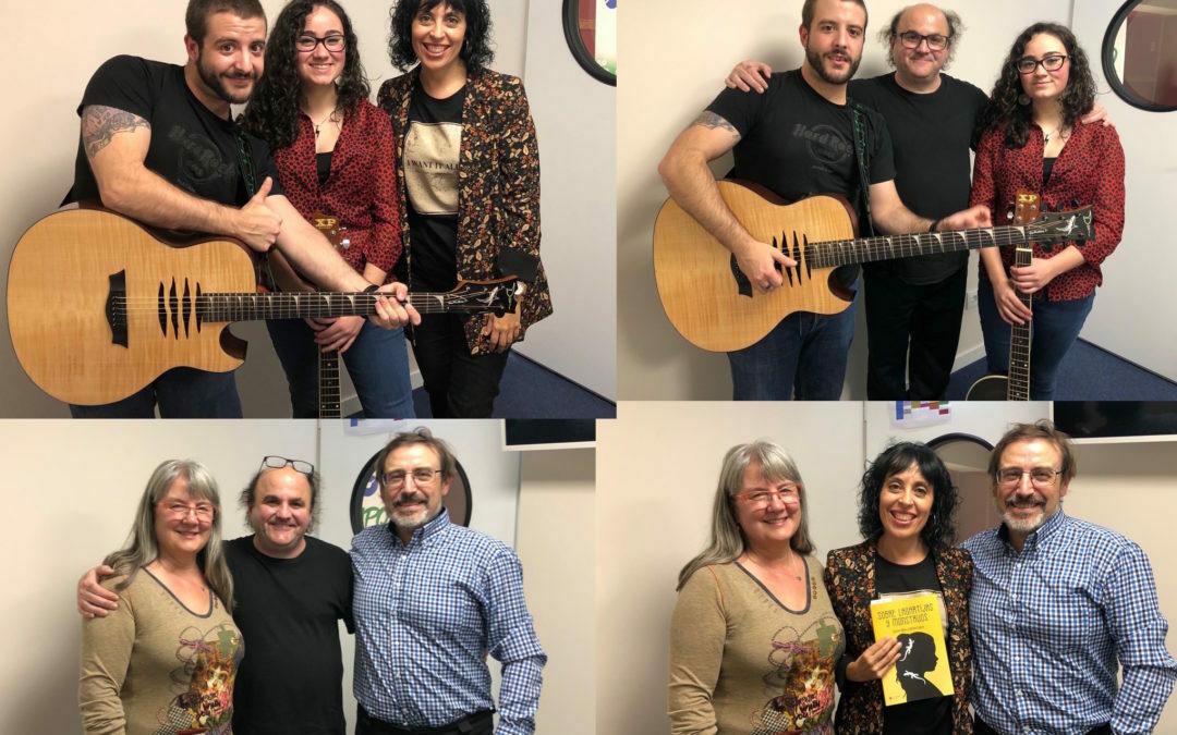Música y libros en Teasombro Radio,  4 de Noviembre …